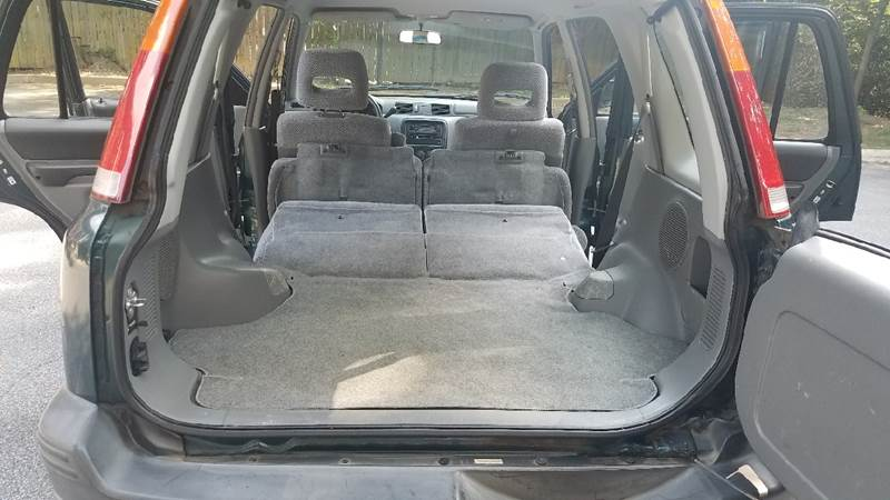1997 Honda CR-V for sale at BUY HERE PAY HERE AT  MASSIVE AUTO BROKERS in Atlanta GA