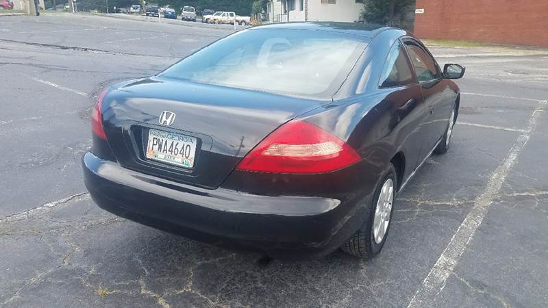 2004 Honda Accord for sale at BUY HERE PAY HERE AT  MASSIVE AUTO BROKERS in Atlanta GA