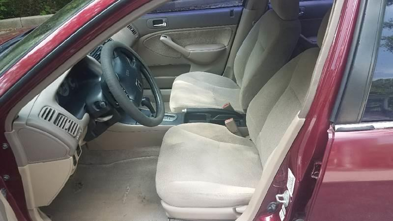 2002 Honda Civic for sale at BUY HERE PAY HERE AT  MASSIVE AUTO BROKERS in Atlanta GA