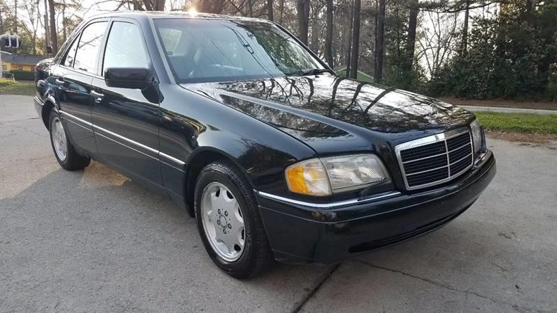 1997 Mercedes-Benz C-Class for sale at BUY HERE PAY HERE AT  MASSIVE AUTO BROKERS in Atlanta GA
