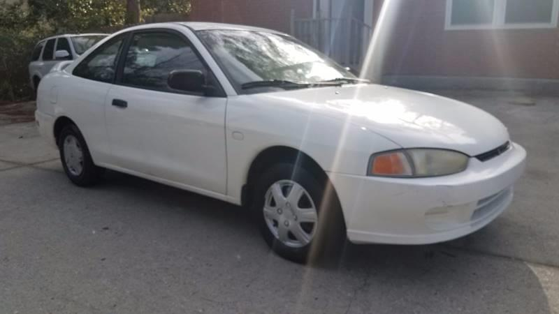 1998 Mitsubishi Mirage for sale at BUY HERE PAY HERE AT  MASSIVE AUTO BROKERS in Atlanta GA