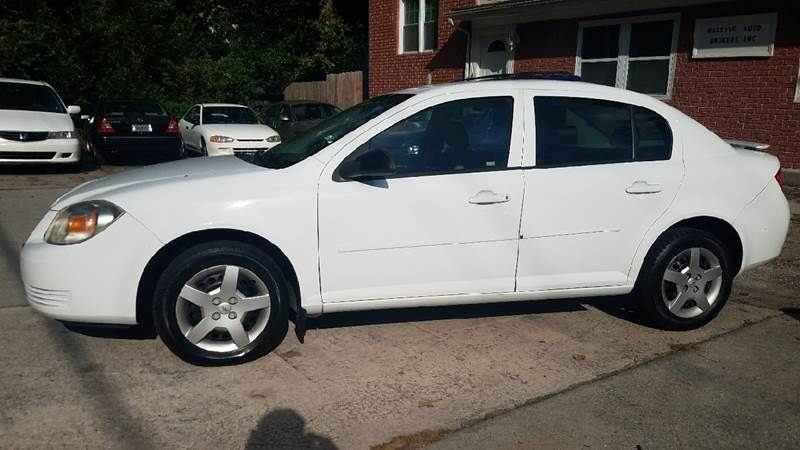 2007 Chevrolet Cobalt for sale at BUY HERE PAY HERE AT  MASSIVE AUTO BROKERS in Atlanta GA
