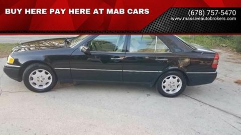 1997 Mercedes-Benz C-Class for sale in Norcross, GA