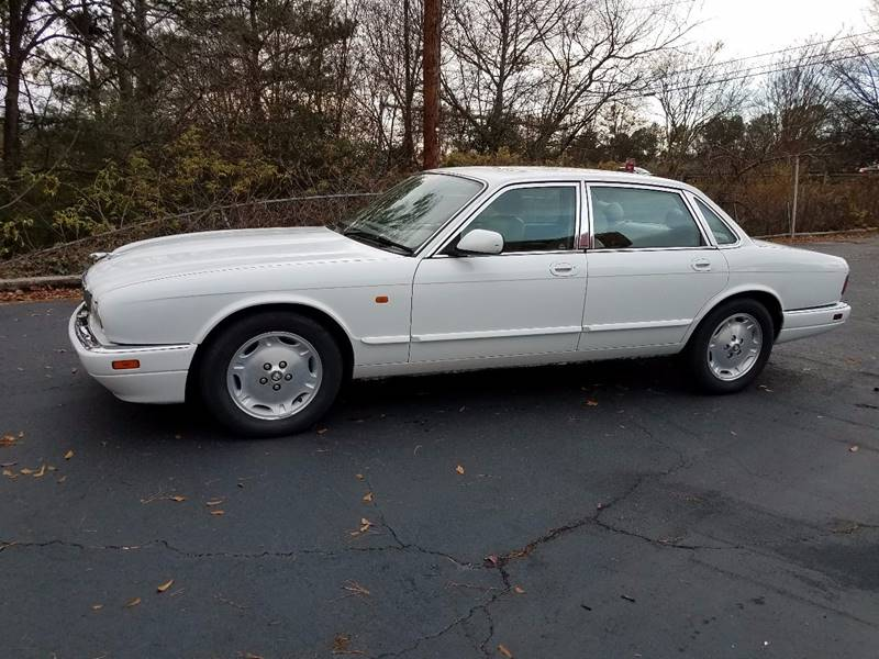 1997 Jaguar XJ-Series for sale at Massive Auto Brokers in Atlanta GA
