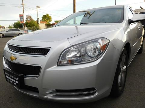 2012 Chevrolet Malibu for sale at Pristine Auto Sales in Sacramento CA