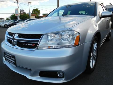2012 Dodge Avenger for sale in Sacramento, CA