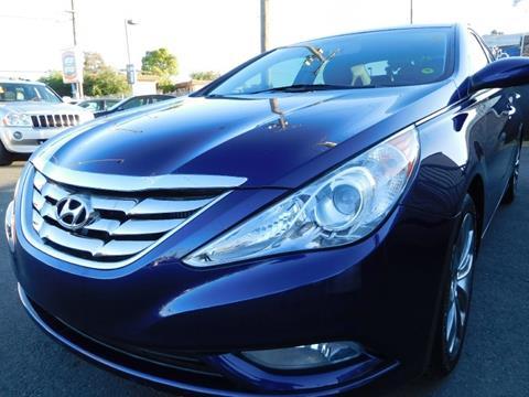 2011 Hyundai Sonata for sale at Pristine Auto Sales in Sacramento CA