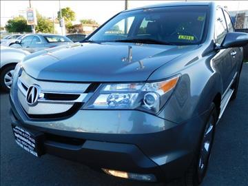 2008 Acura MDX for sale at Pristine Auto Sales in Sacramento CA