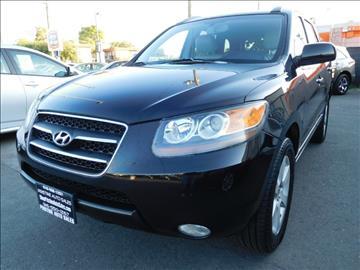 2007 Hyundai Santa Fe for sale at Pristine Auto Sales in Sacramento CA