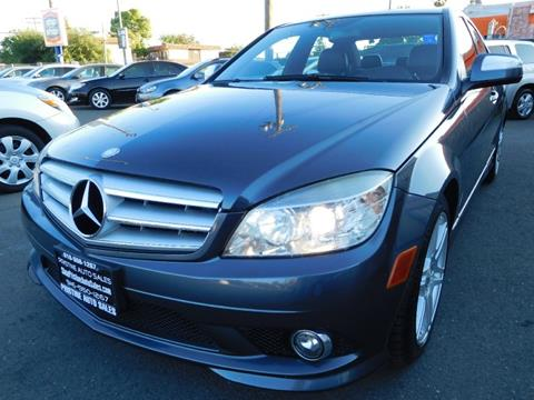 2008 Mercedes-Benz C-Class for sale at Pristine Auto Sales in Sacramento CA