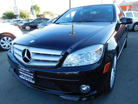 2010 Mercedes-Benz C-Class for sale at Pristine Auto Sales in Sacramento CA