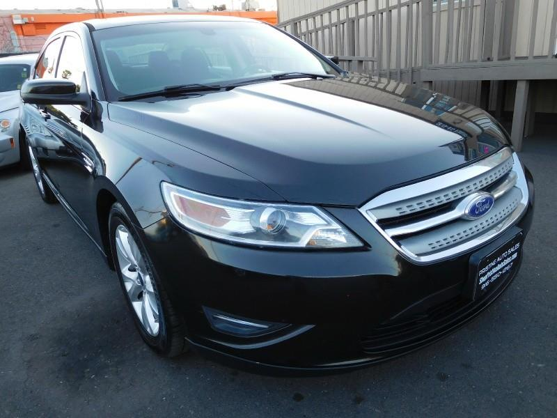 2011 Ford Taurus for sale at Pristine Auto Sales in Sacramento CA