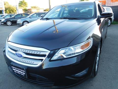 2011 Ford Taurus for sale at Pristine Auto Sales in Sacramento CA