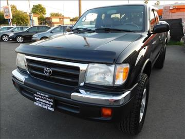 1999 Toyota Tacoma for sale at Pristine Auto Sales in Sacramento CA
