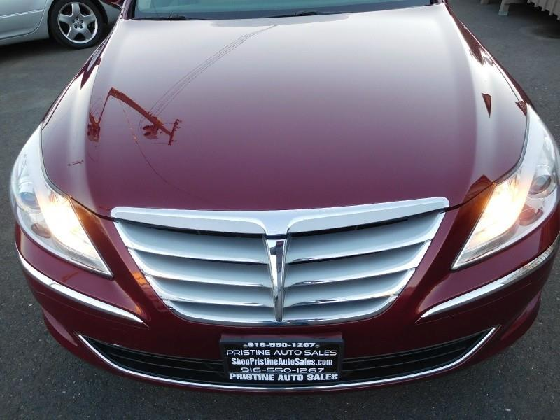 2012 Hyundai Genesis for sale at Pristine Auto Sales in Sacramento CA