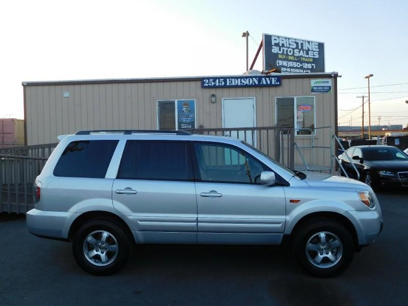 2006 Honda Pilot for sale at Pristine Auto Sales in Sacramento CA