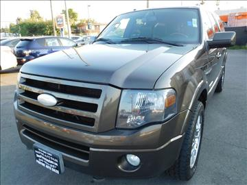 2008 Ford Expedition EL for sale at Pristine Auto Sales in Sacramento CA