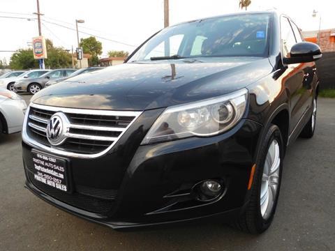 2010 Volkswagen Tiguan for sale in Sacramento, CA