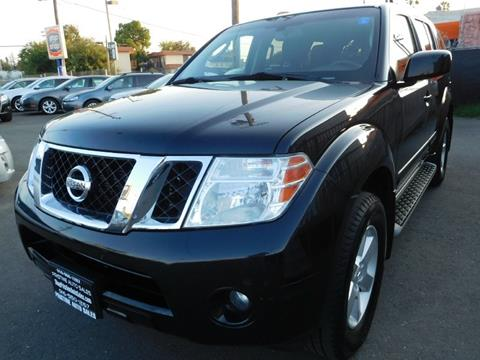 2012 Nissan Pathfinder for sale in Sacramento, CA