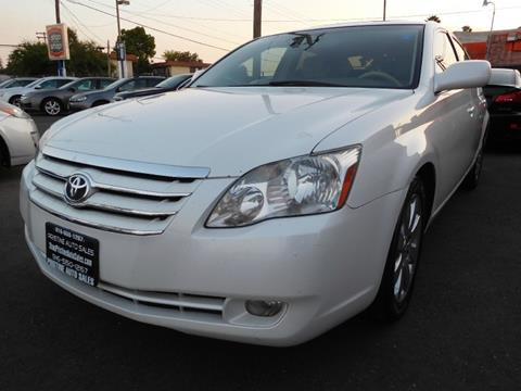 2006 Toyota Avalon for sale in Sacramento, CA