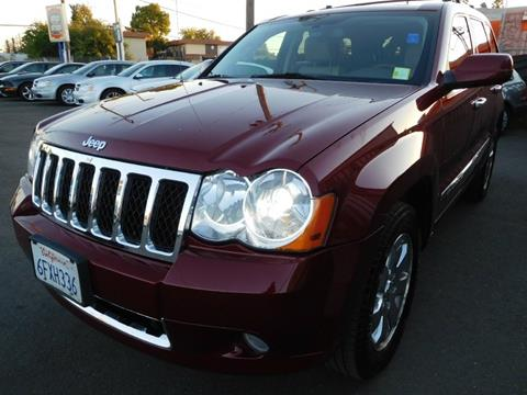 2008 Jeep Grand Cherokee for sale at Pristine Auto Sales in Sacramento CA