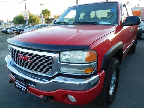 2003 GMC Sierra 2500 for sale at Pristine Auto Sales in Sacramento CA