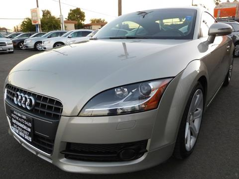 2008 Audi TT for sale at Pristine Auto Sales in Sacramento CA