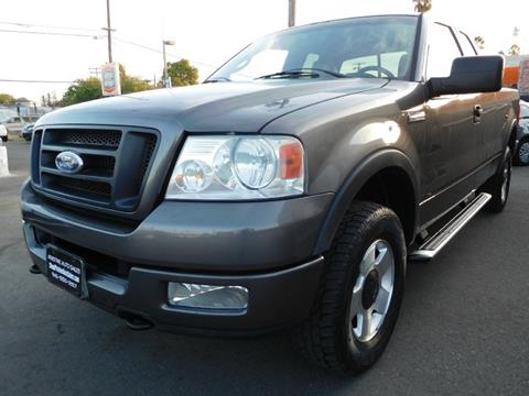 2004 Ford F-150 for sale at Pristine Auto Sales in Sacramento CA