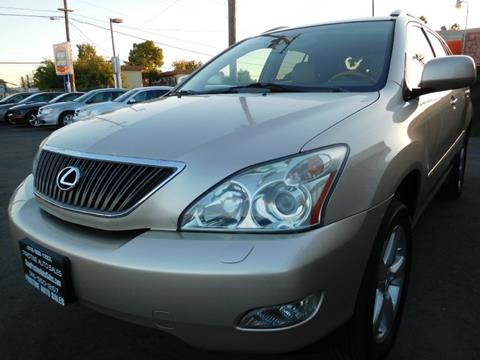 2006 Lexus RX 330 for sale at Pristine Auto Sales in Sacramento CA