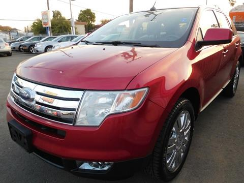 2008 Ford Edge for sale at Pristine Auto Sales in Sacramento CA
