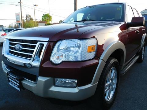 2010 Ford Explorer for sale in Sacramento CA