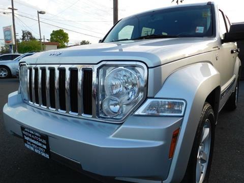 2010 Jeep Liberty for sale at Pristine Auto Sales in Sacramento CA