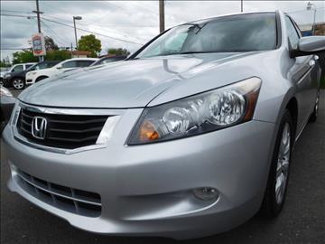 2008 Honda Accord for sale at Pristine Auto Sales in Sacramento CA
