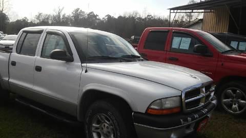2003 Dodge Dakota for sale in Vidor, TX