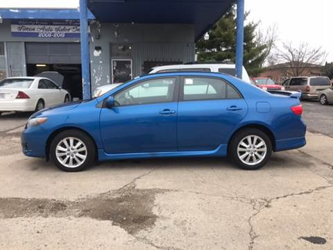 2010 Toyota Corolla for sale in Columbus, OH