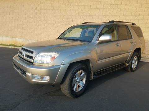 2005 Toyota 4Runner for sale at Old Monroe Auto in Old Monroe MO