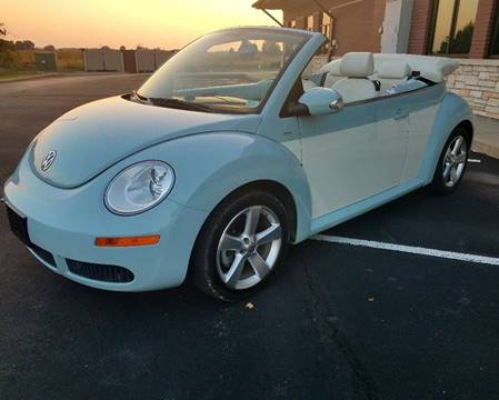 2010 Volkswagen New Beetle for sale at Old Monroe Auto in Old Monroe MO