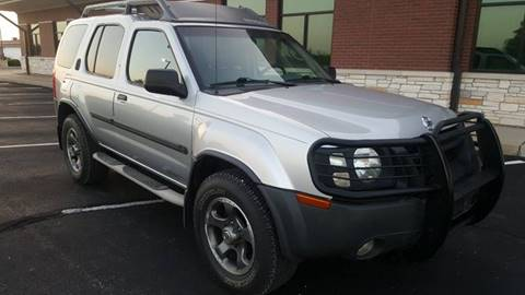 2004 Nissan Xterra for sale at Old Monroe Auto in Old Monroe MO