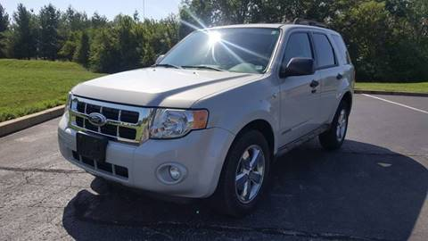 2008 Ford Escape for sale at Old Monroe Auto in Old Monroe MO