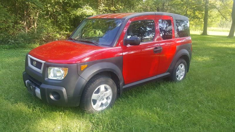2005 Honda Element for sale at Old Monroe Auto in Old Monroe MO
