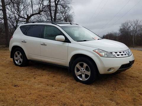 2004 Nissan Murano for sale at Old Monroe Auto in Old Monroe MO