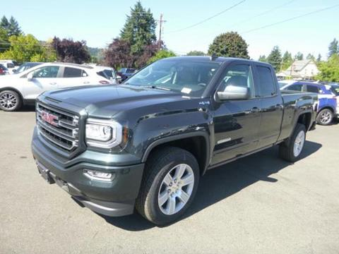 2017 GMC Sierra 1500 for sale in Gladstone, OR