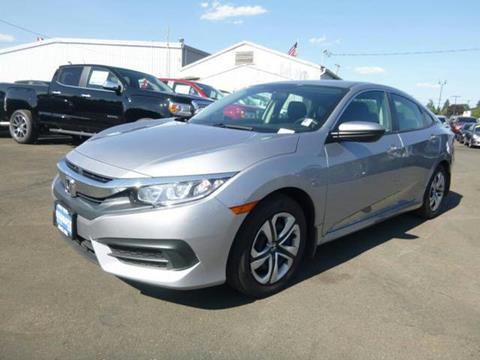 2016 Honda Civic for sale in Gladstone, OR