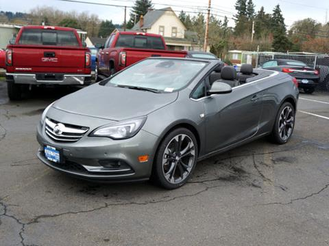 2017 Buick Cascada for sale in Gladstone, OR