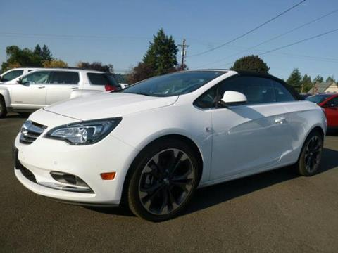 2016 Buick Cascada for sale in Gladstone, OR