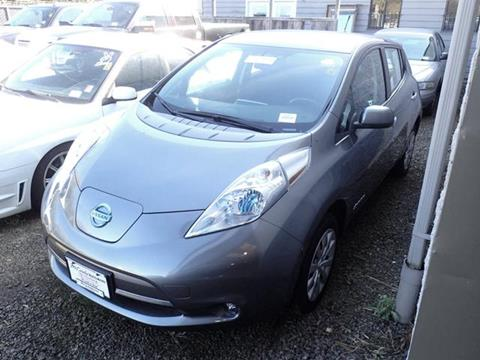 2014 Nissan LEAF for sale in Gladstone, OR