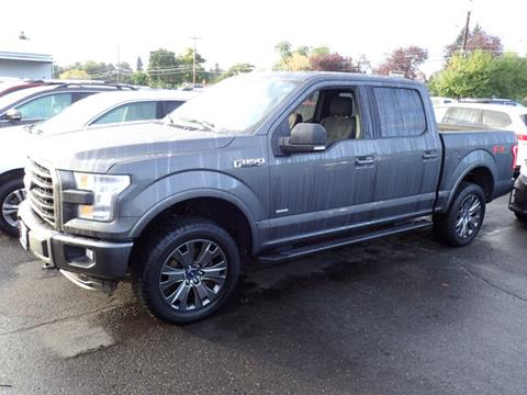 2015 Ford F-150 for sale in Gladstone, OR