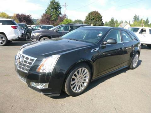 2012 Cadillac CTS for sale in Gladstone, OR