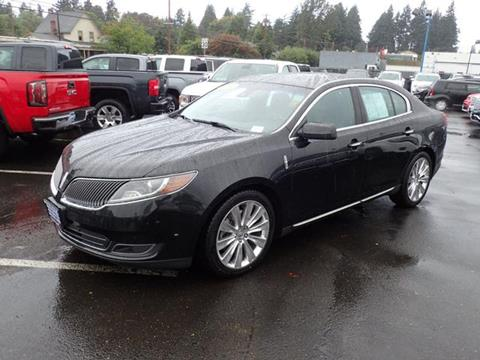 2013 Lincoln MKS for sale in Gladstone, OR