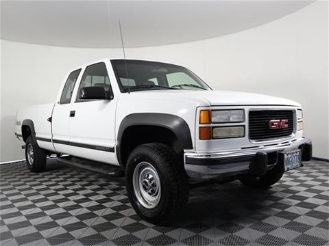 1998 GMC Sierra 2500 for sale in Gladstone, OR